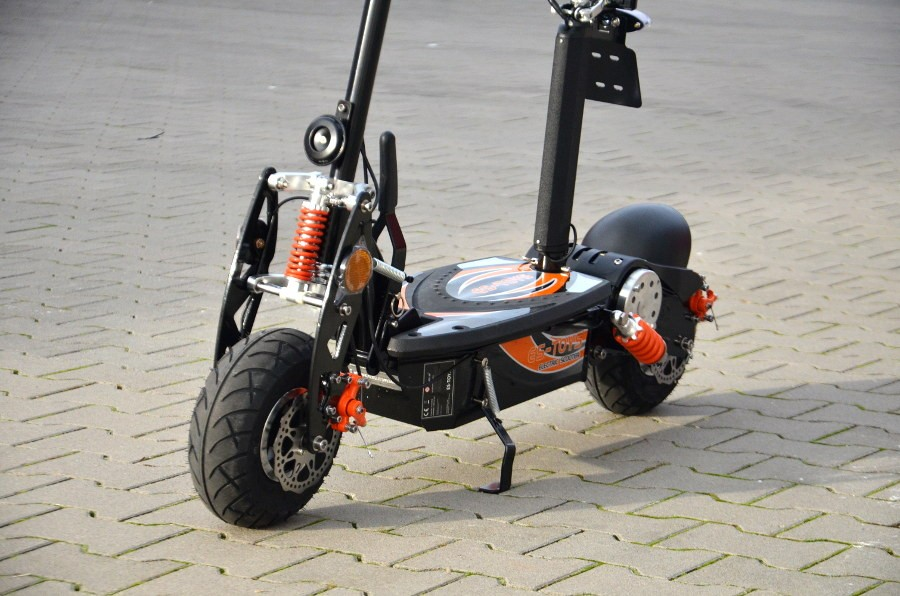 reichweite e scooter